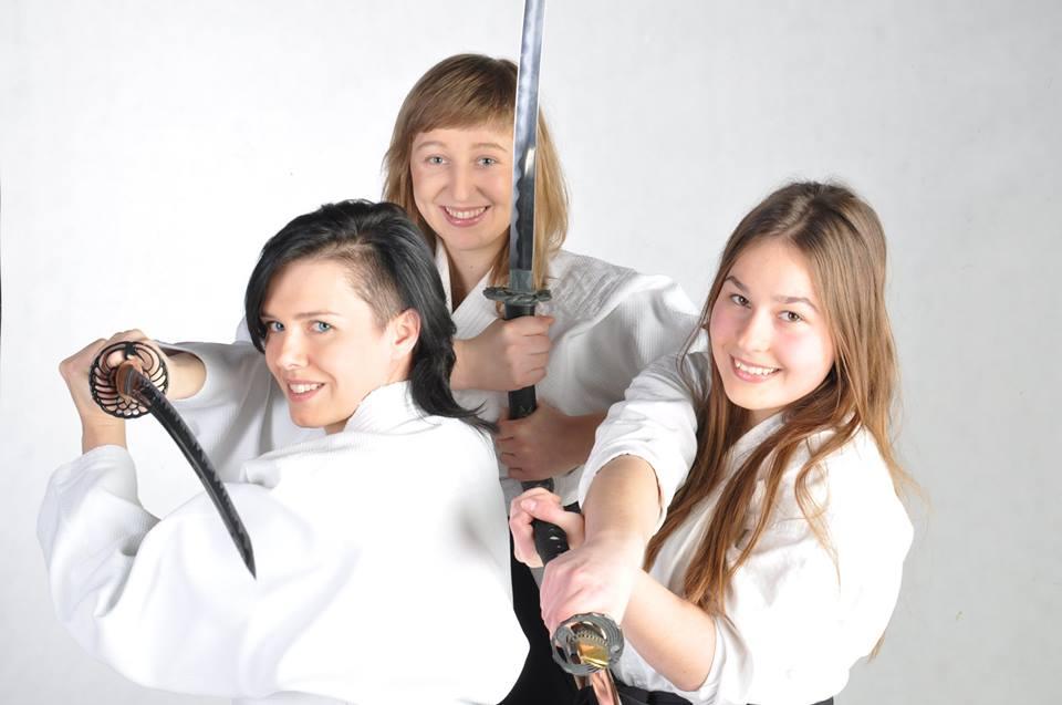 Prowadzimy treninigi aikido dla dzieci, młodzieży i dorosłych.