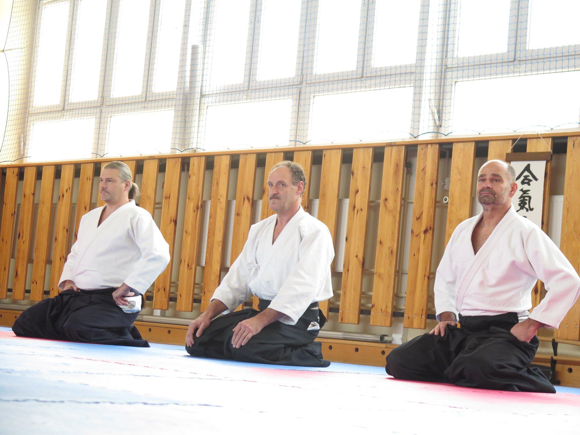 Staż z Antonio Albanese Shihan Super Aikido Lublin Dojo Nałkowskich (1)