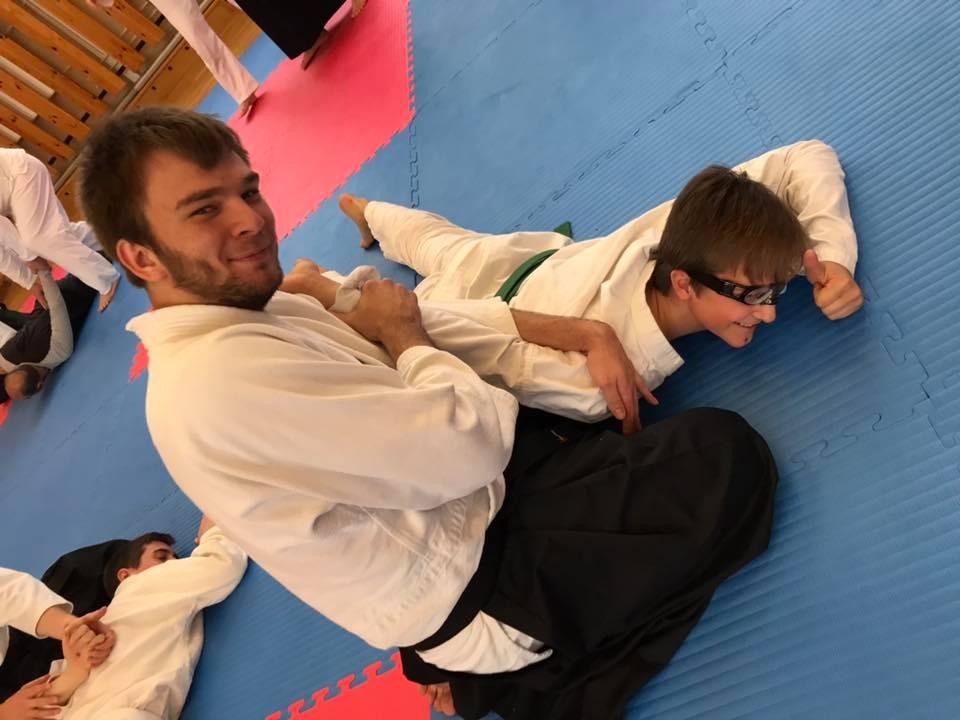 Staż z Antonio Albanese Shihan Super Aikido Lublin Dojo Nałkowskich (10)