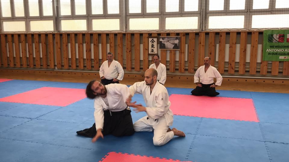 Staż z Antonio Albanese Shihan Super Aikido Lublin Dojo Nałkowskich (11)