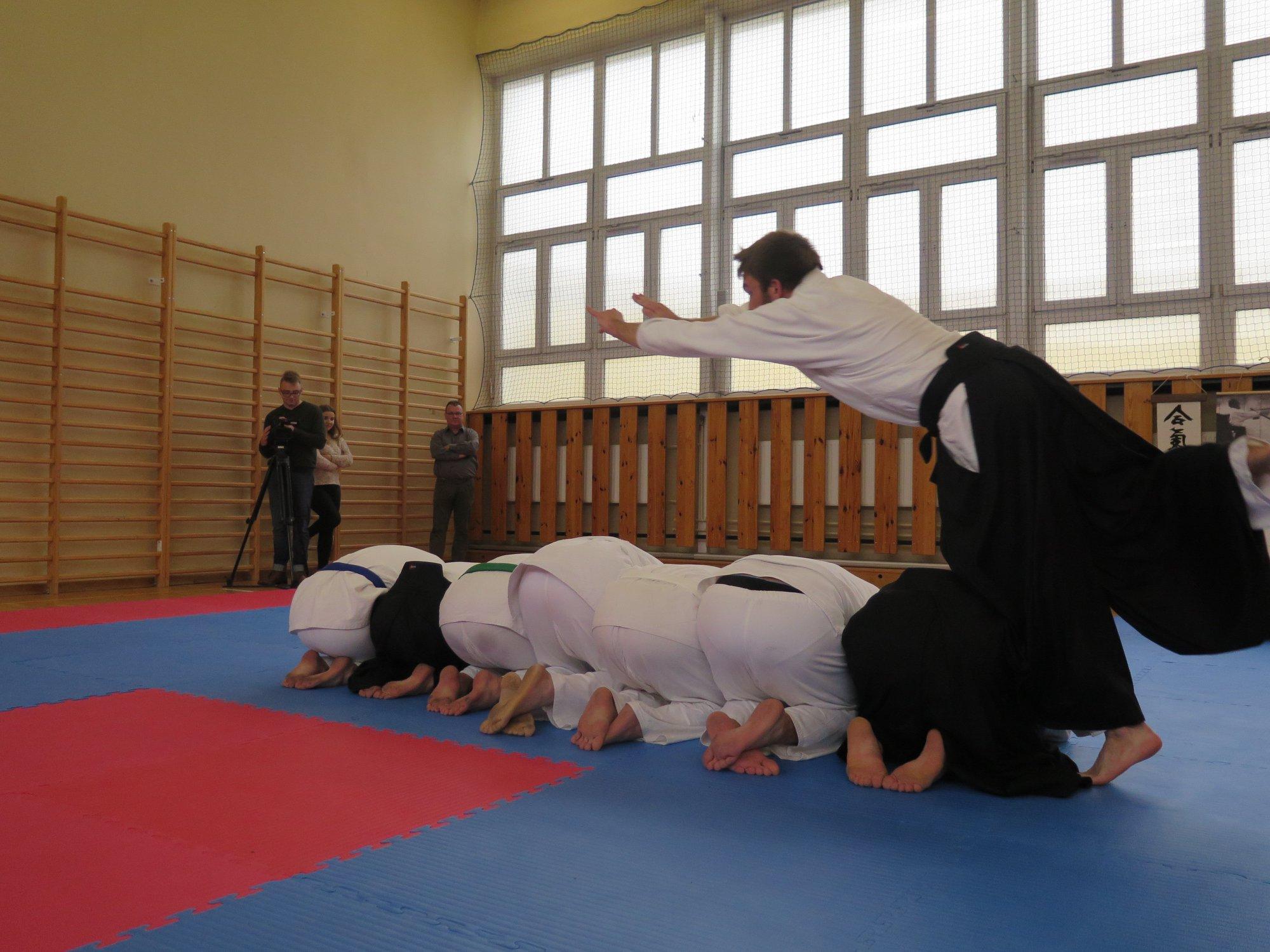 Staż z Antonio Albanese Shihan Super Aikido Lublin Dojo Nałkowskich (17)