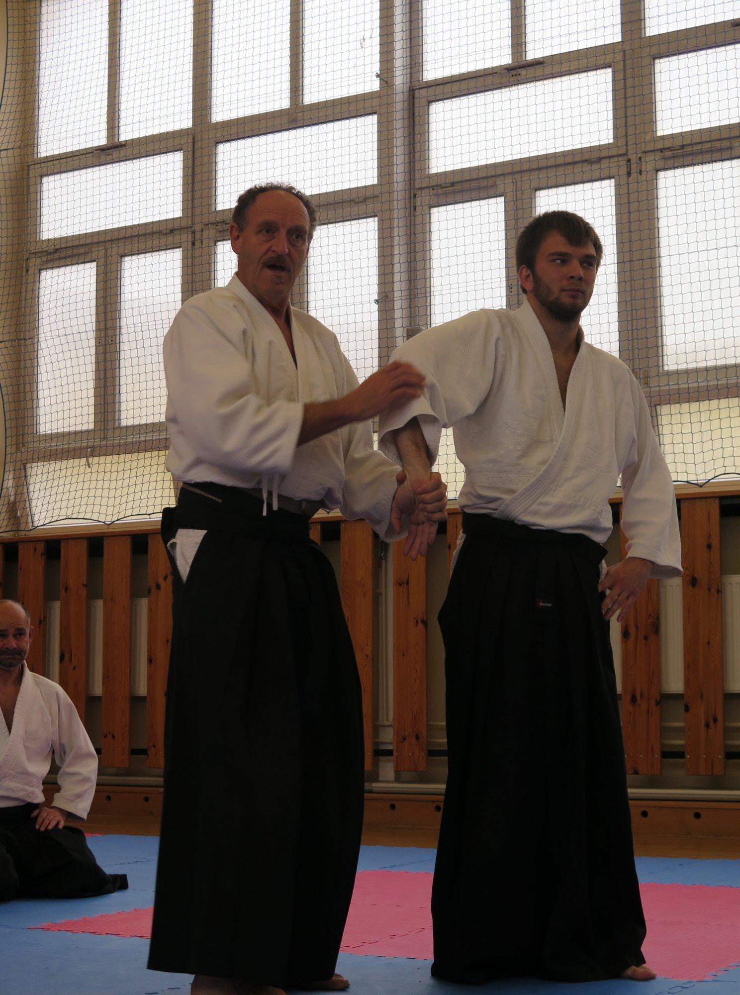Staż z Antonio Albanese Shihan Super Aikido Lublin Dojo Nałkowskich (18)