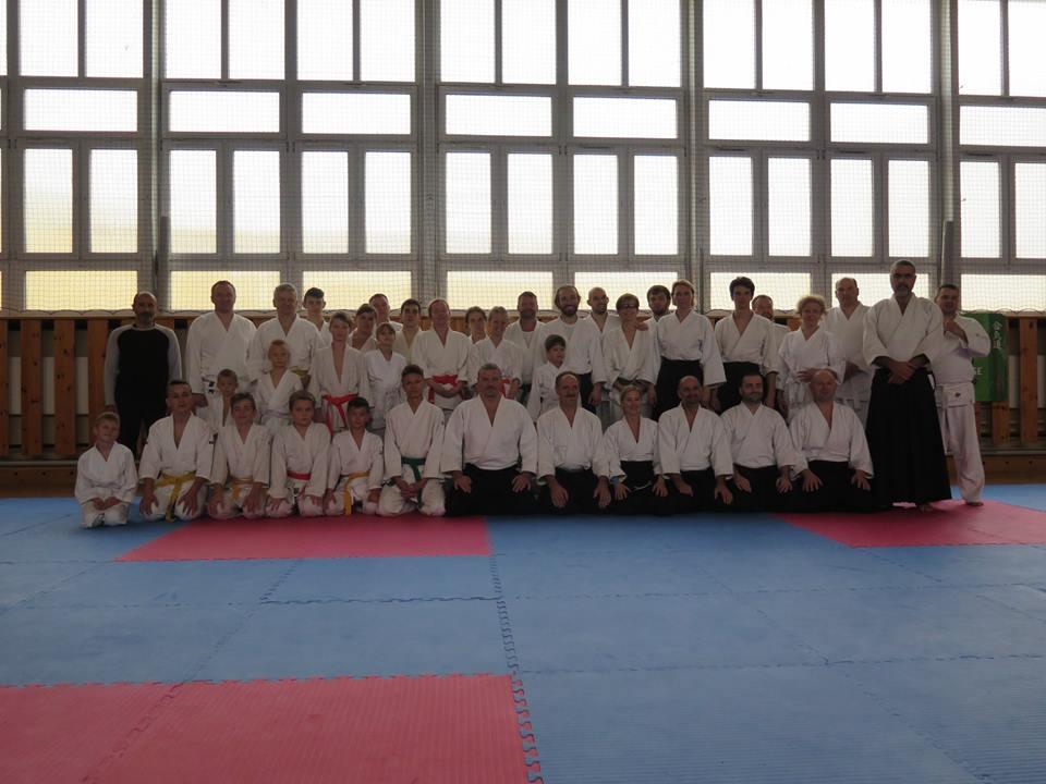 Staż z Antonio Albanese Shihan Super Aikido Lublin Dojo Nałkowskich (2)