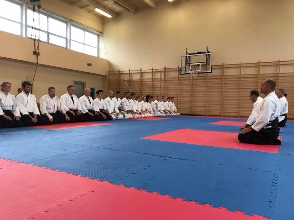 Staż z Antonio Albanese Shihan Super Aikido Lublin Dojo Nałkowskich (21)