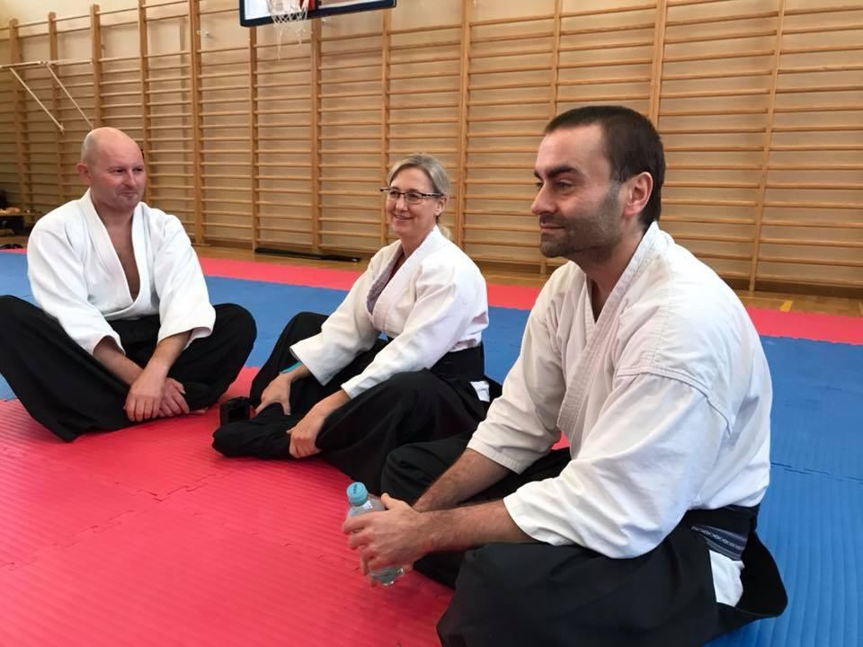 Staż z Antonio Albanese Shihan Super Aikido Lublin Dojo Nałkowskich (22)
