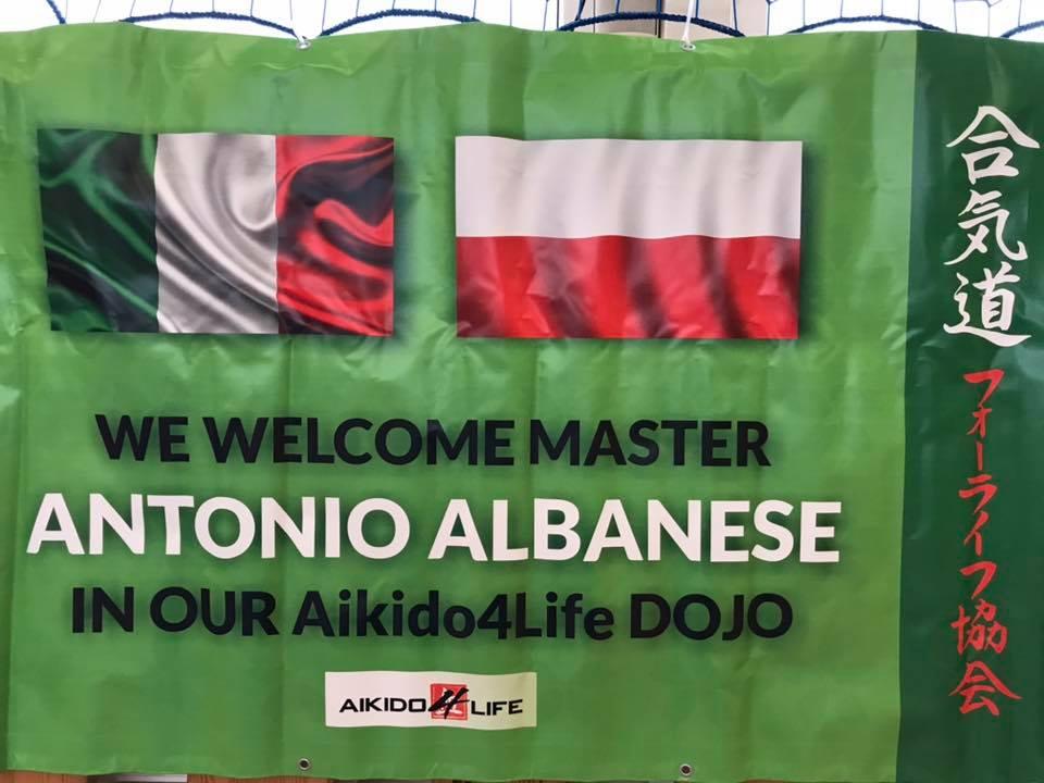 Staż z Antonio Albanese Shihan Super Aikido Lublin Dojo Nałkowskich (24)
