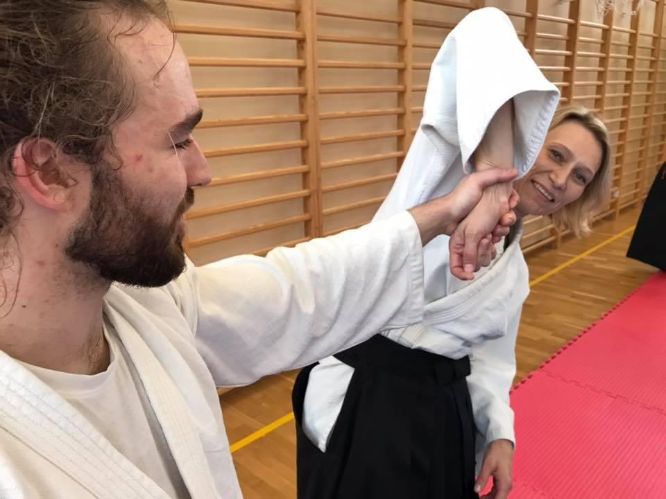 Staż z Antonio Albanese Shihan Super Aikido Lublin Dojo Nałkowskich (29)