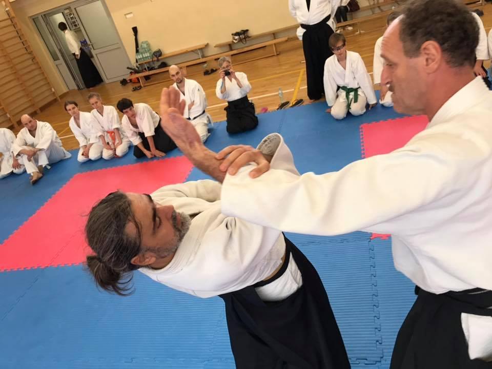 Staż z Antonio Albanese Shihan Super Aikido Lublin Dojo Nałkowskich (31)