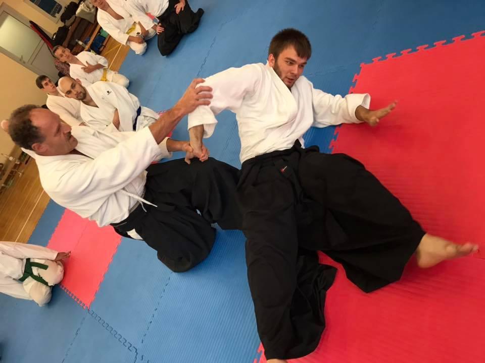 Staż z Antonio Albanese Shihan Super Aikido Lublin Dojo Nałkowskich (4)