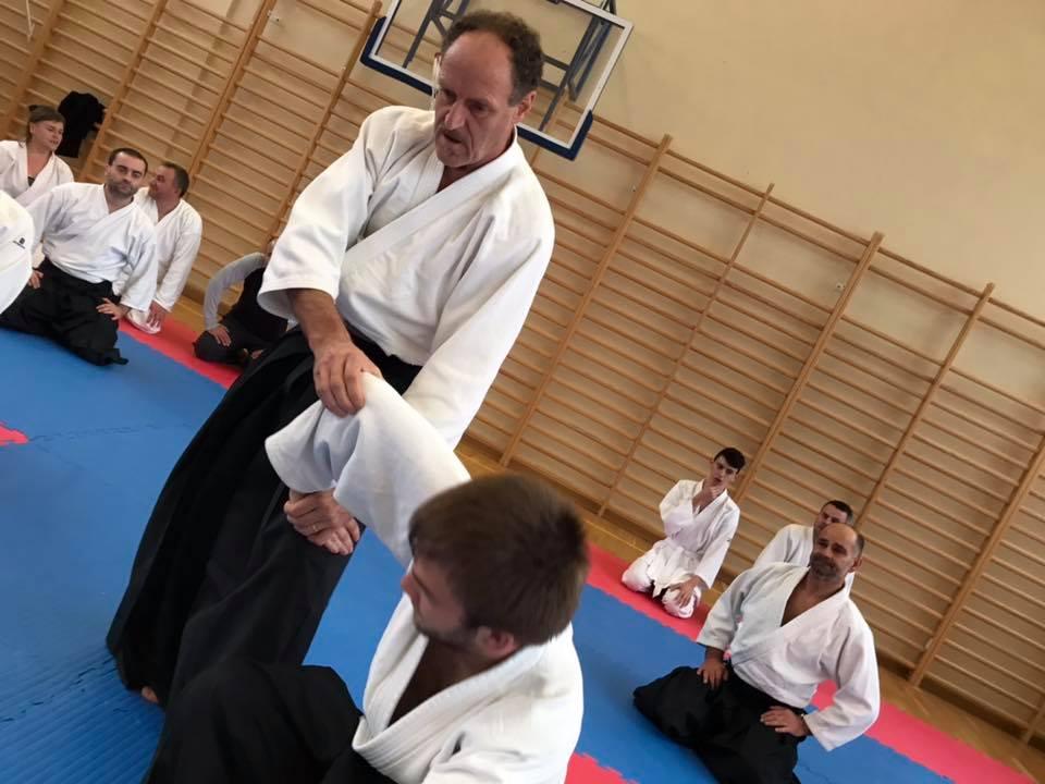 Staż z Antonio Albanese Shihan Super Aikido Lublin Dojo Nałkowskich (8)