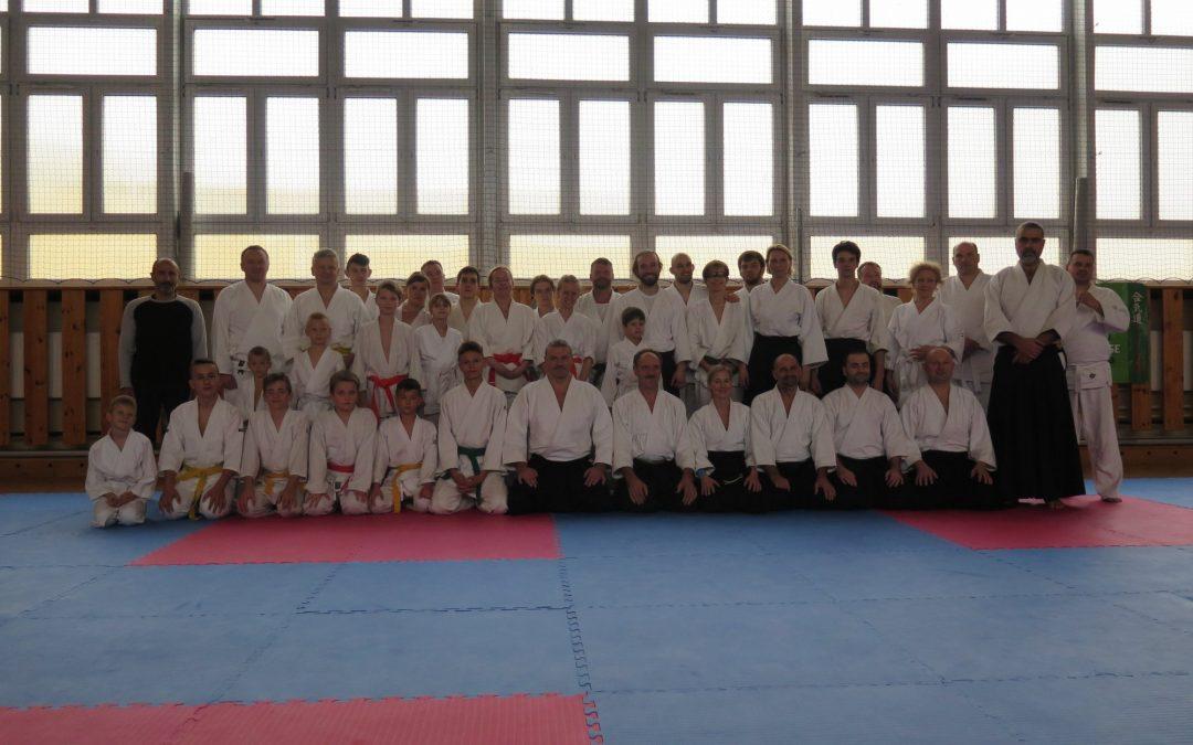 Staż Aikido z Antonio Albanese Shihan w Lublinie
