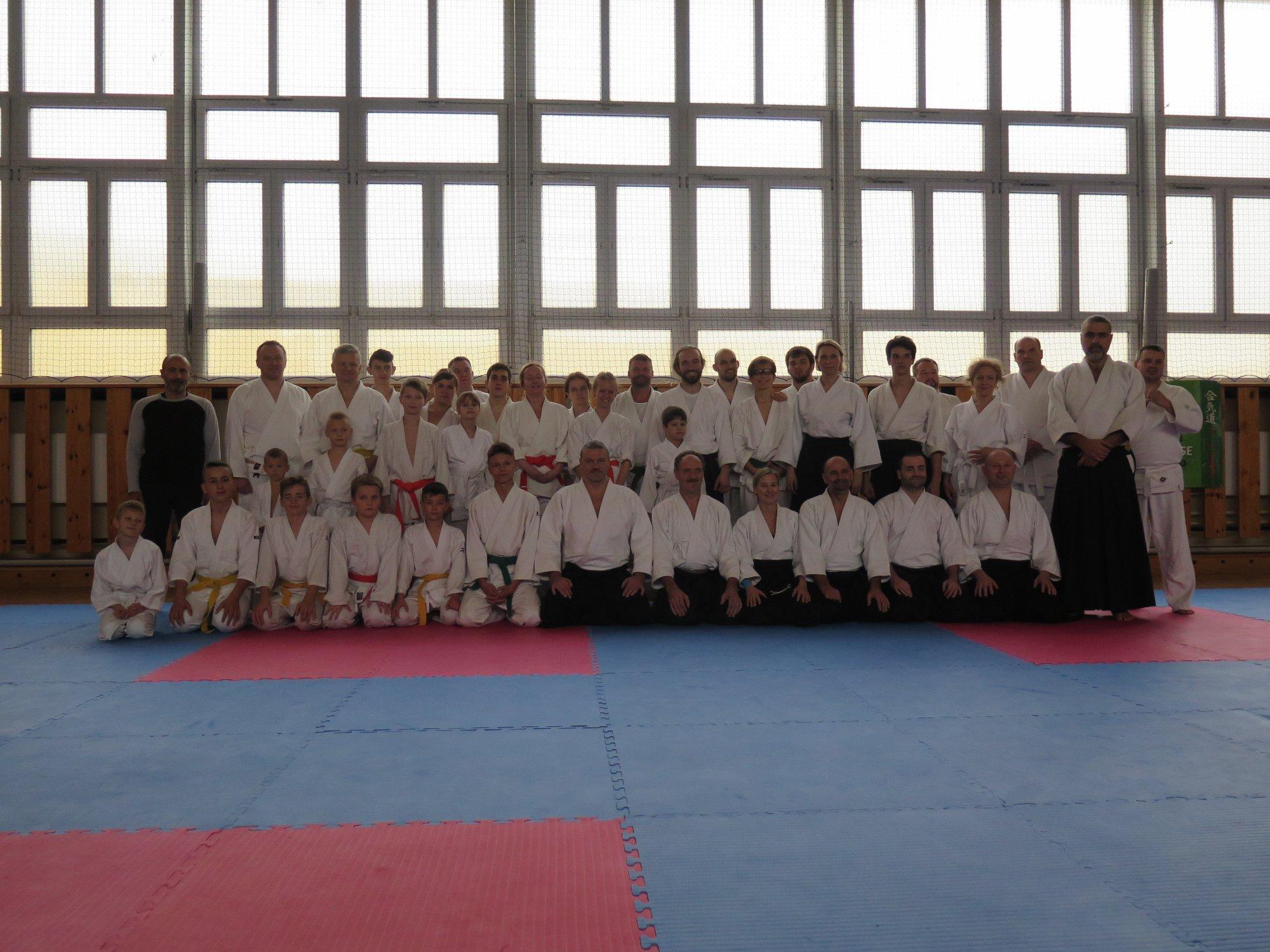 Staż z Antonio Albanese Shihan Super Aikido Lublin Dojo Nałkowskich (9)