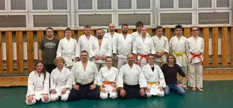Trening Super Aikido Lublin Dojo Nałkowskich