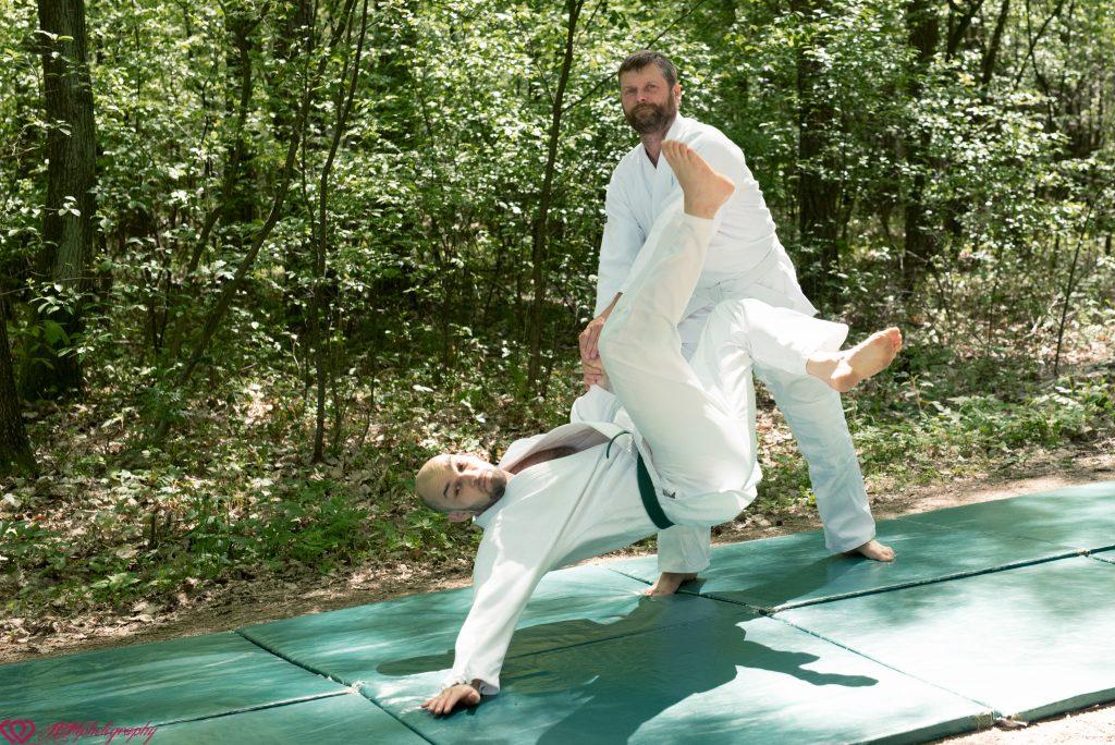 Trening Super Aikido Lublin Kozłowiecki Park Krajobrazowy (10)