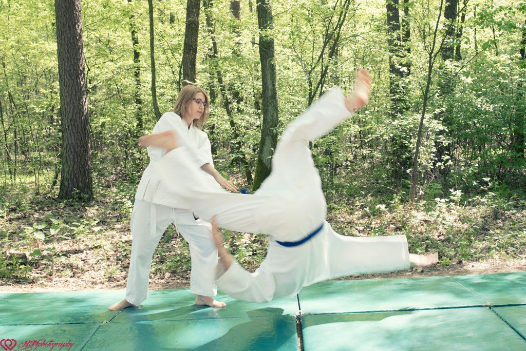 Trening Super Aikido Lublin Kozłowiecki Park Krajobrazowy (11)