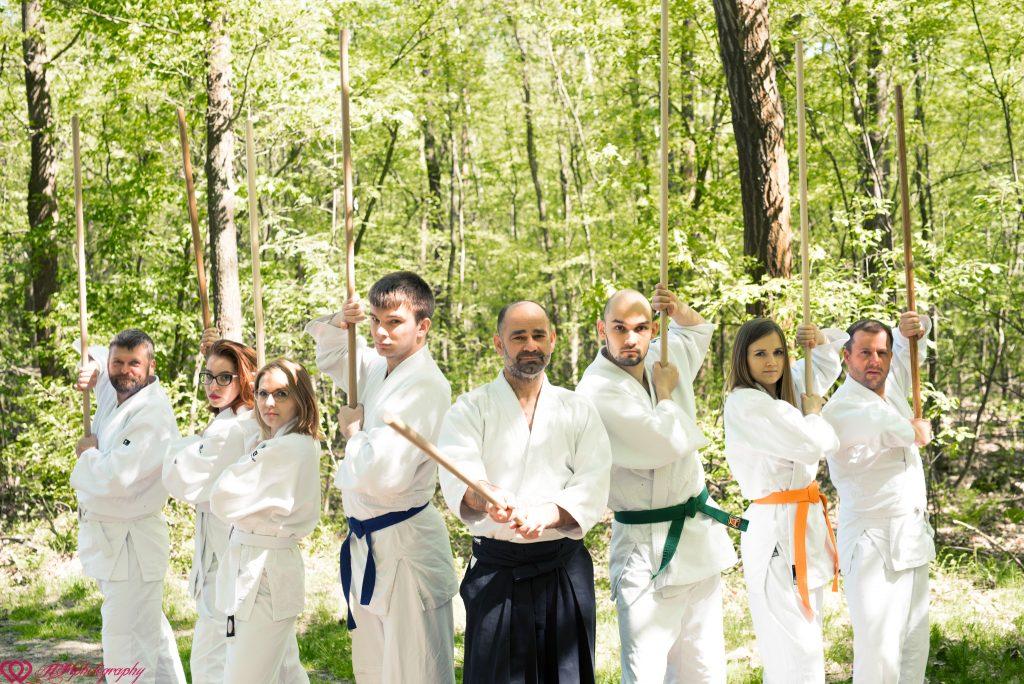 Trening Super Aikido Lublin Kozłowiecki Park Krajobrazowy (12)