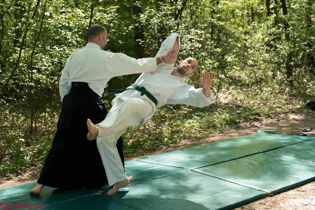 Trening Super Aikido Lublin Kozłowiecki Park Krajobrazowy (13)