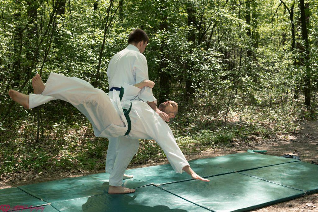 Trening Super Aikido Lublin Kozłowiecki Park Krajobrazowy (14)