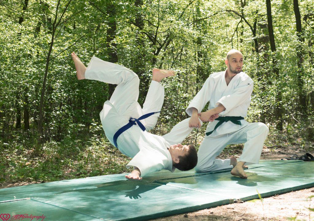 Trening Super Aikido Lublin Kozłowiecki Park Krajobrazowy (15)
