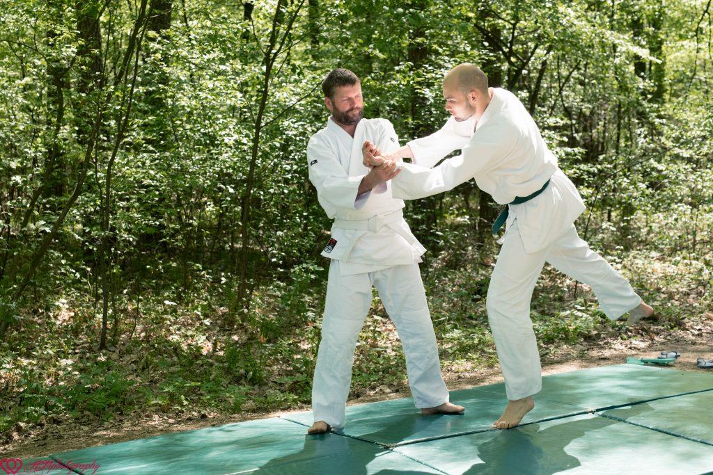 Trening Super Aikido Lublin Kozłowiecki Park Krajobrazowy (16)