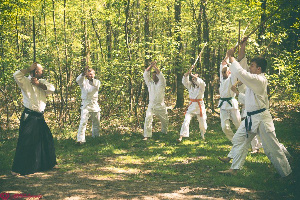 Trening Super Aikido Lublin Kozłowiecki Park Krajobrazowy (18)