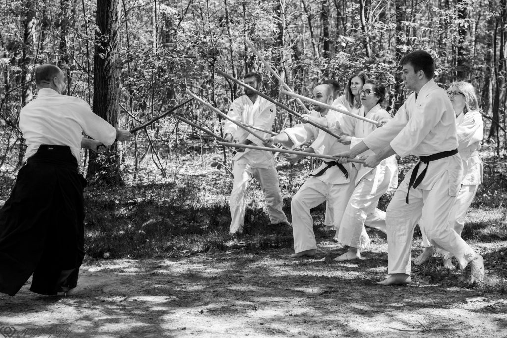Trening Super Aikido Lublin Kozłowiecki Park Krajobrazowy (19)