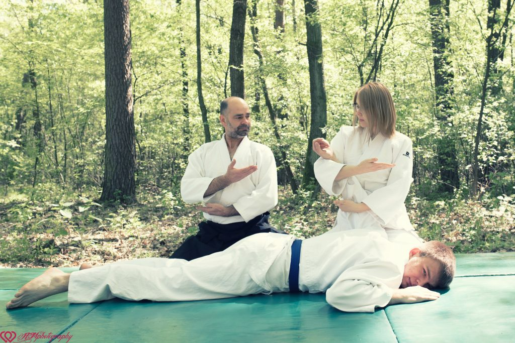 Trening Super Aikido Lublin Kozłowiecki Park Krajobrazowy (20)