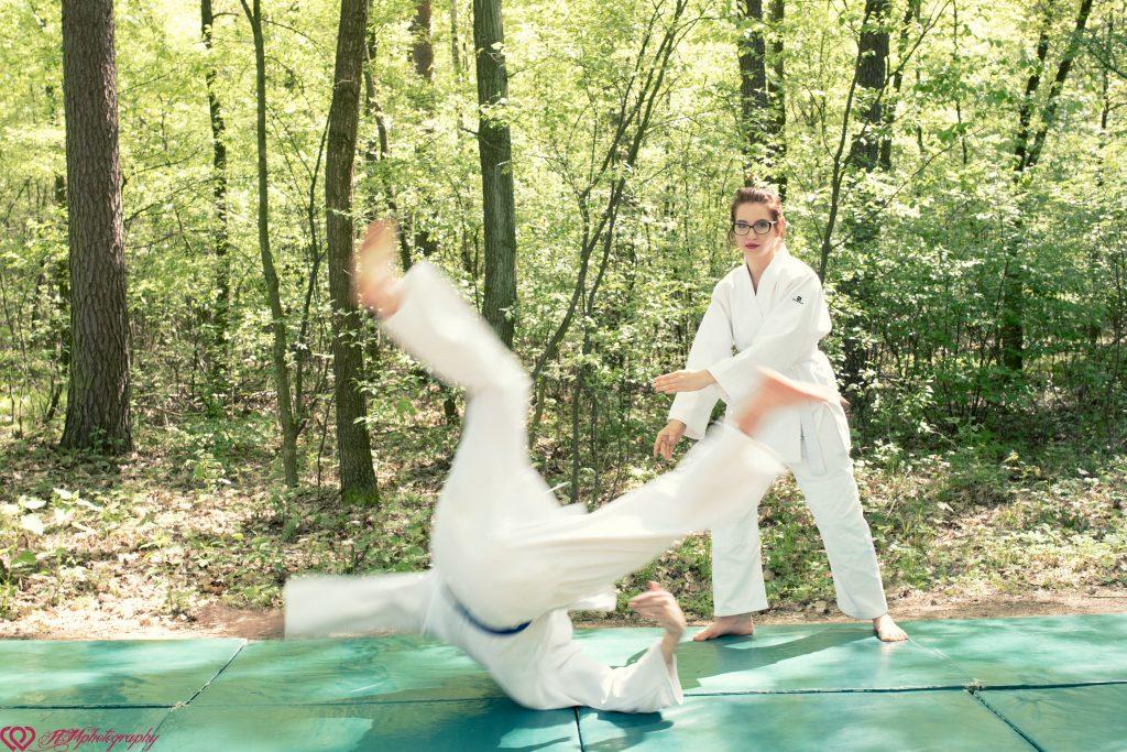 Trening Super Aikido Lublin Kozłowiecki Park Krajobrazowy (21)