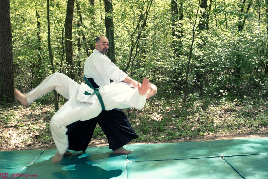 Trening Super Aikido Lublin Kozłowiecki Park Krajobrazowy (22)