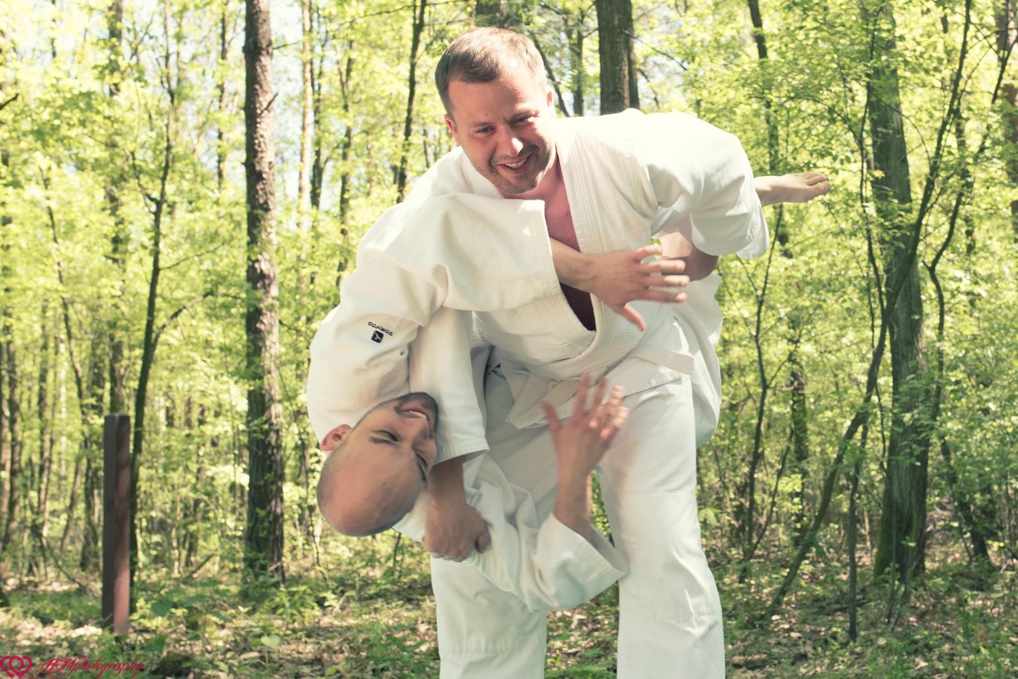 Trening Super Aikido Lublin Kozłowiecki Park Krajobrazowy (24)
