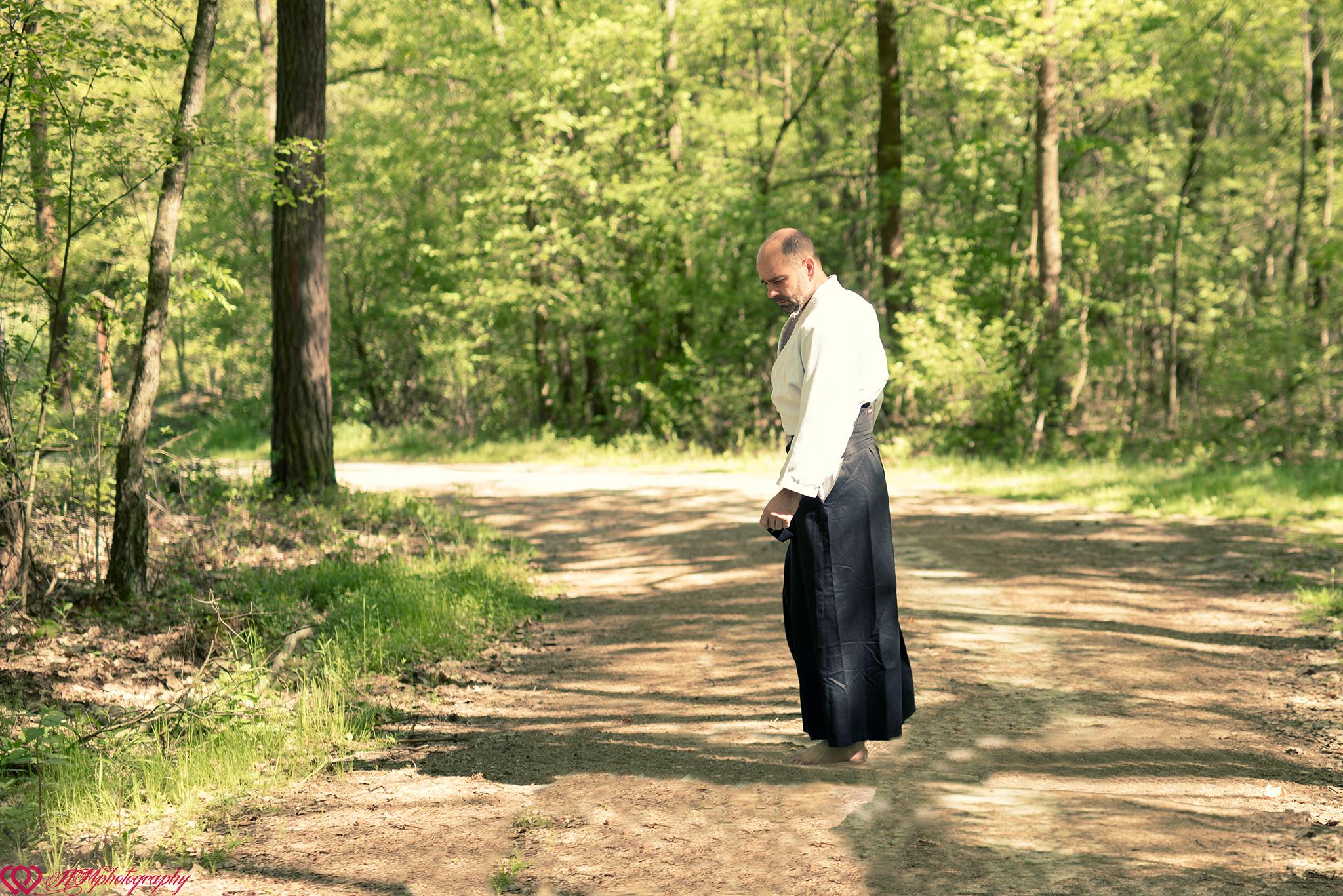 Trening Super Aikido Lublin Kozłowiecki Park Krajobrazowy (3)