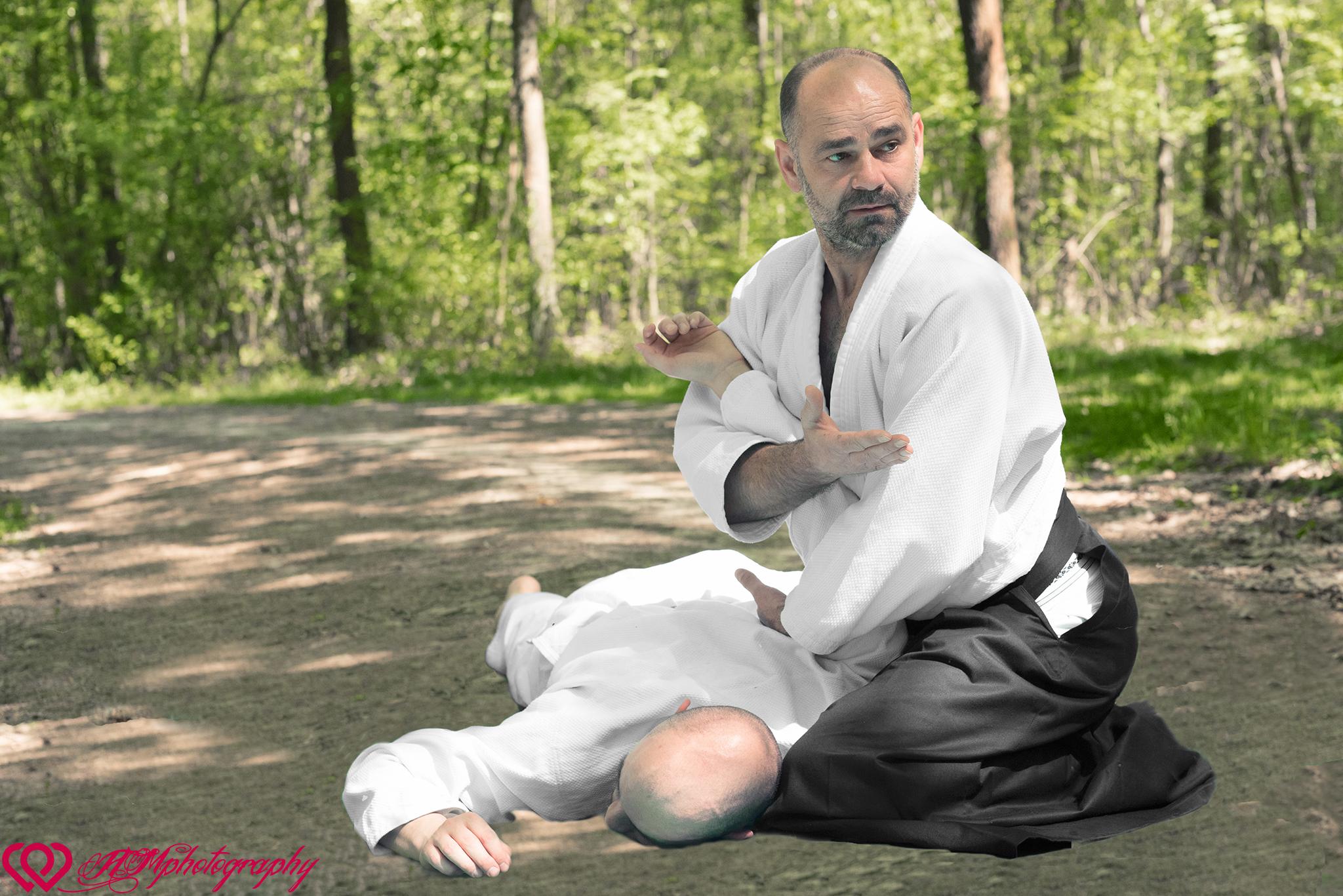 Trening Super Aikido Lublin Kozłowiecki Park Krajobrazowy (4)