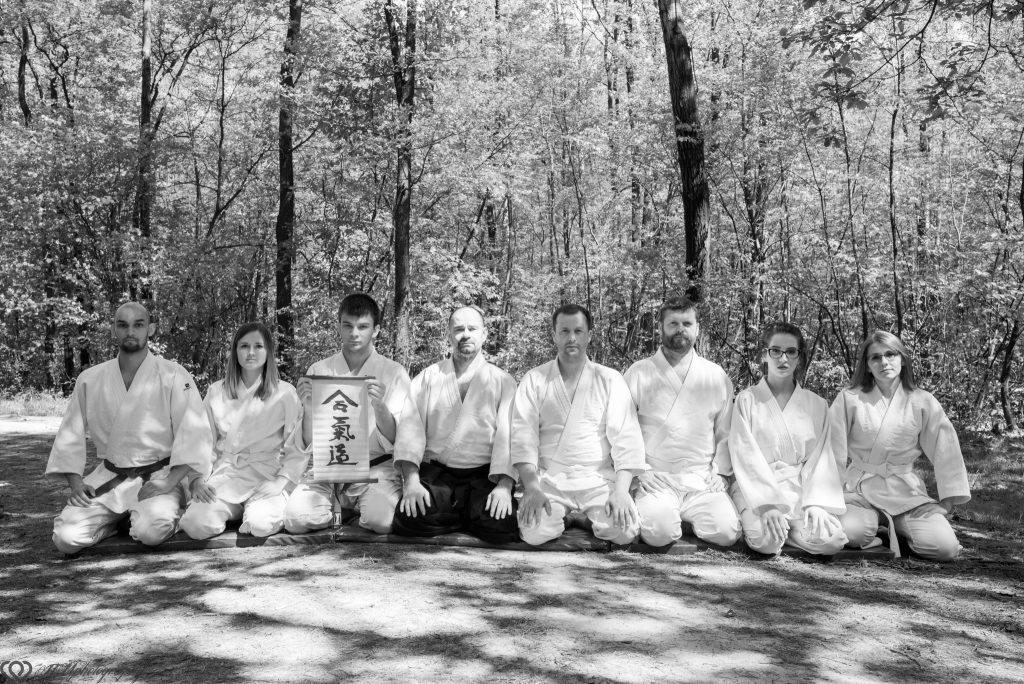 Trening Super Aikido Lublin Kozłowiecki Park Krajobrazowy (9)