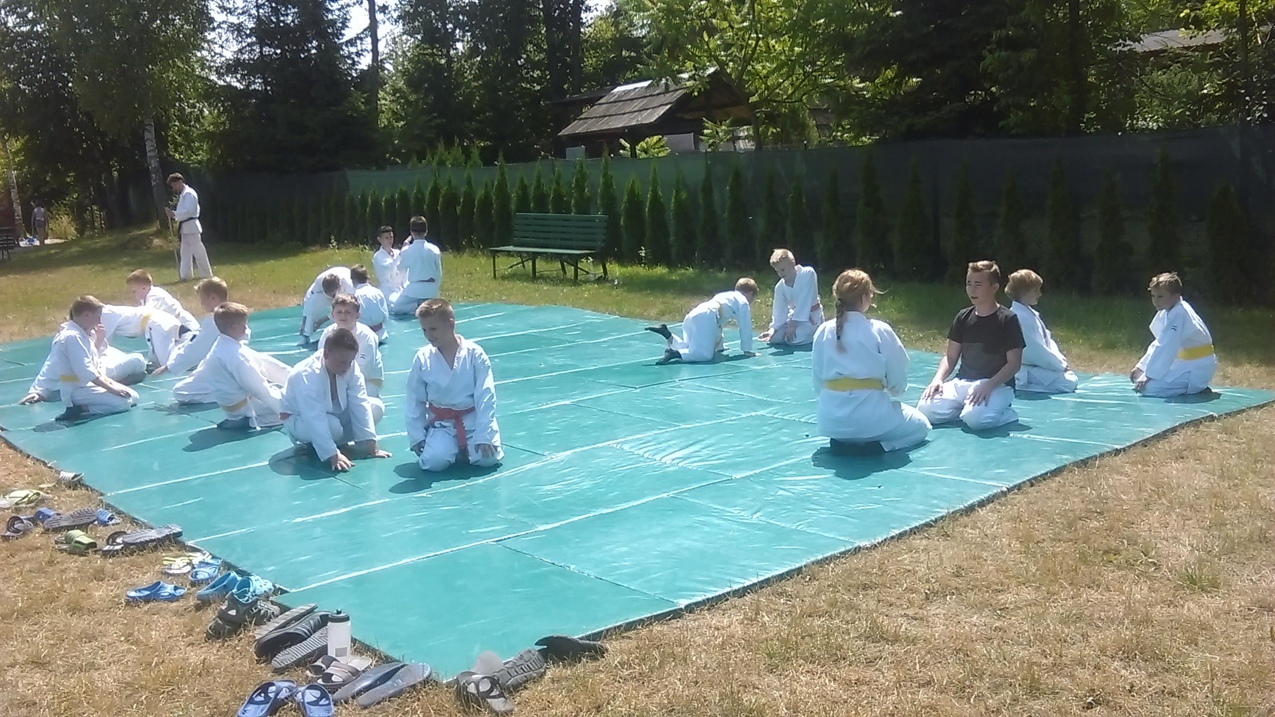 obóz super aikido Okuninka (2)