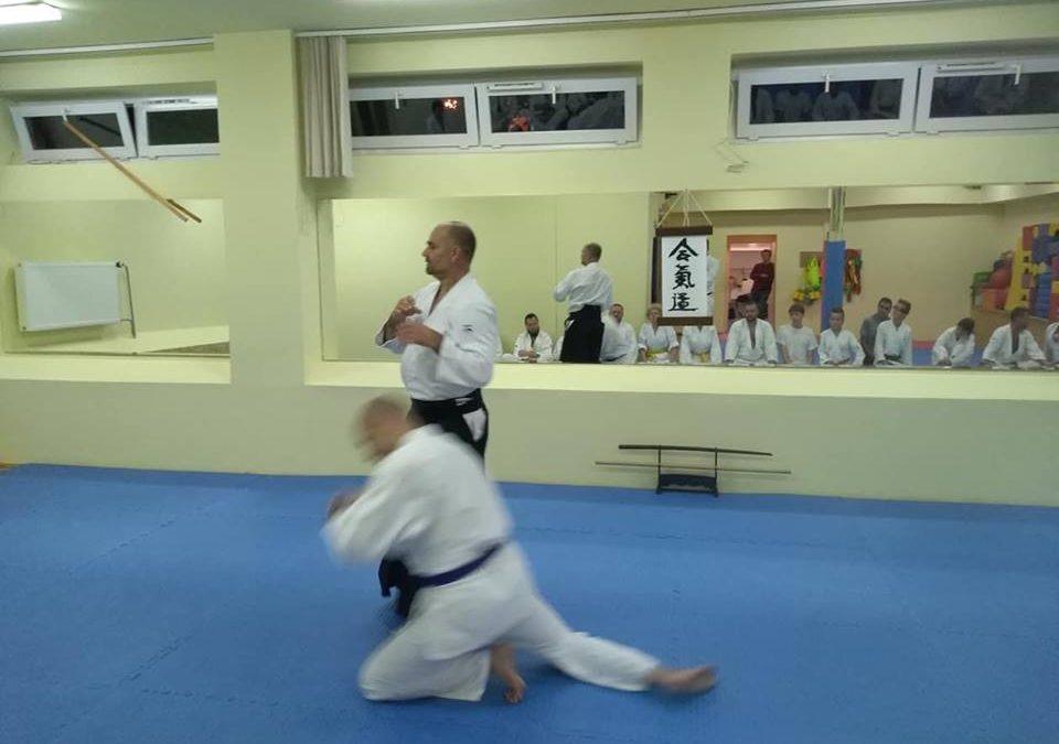 Dwa nowe Dojo Super Aikido w Lublinie