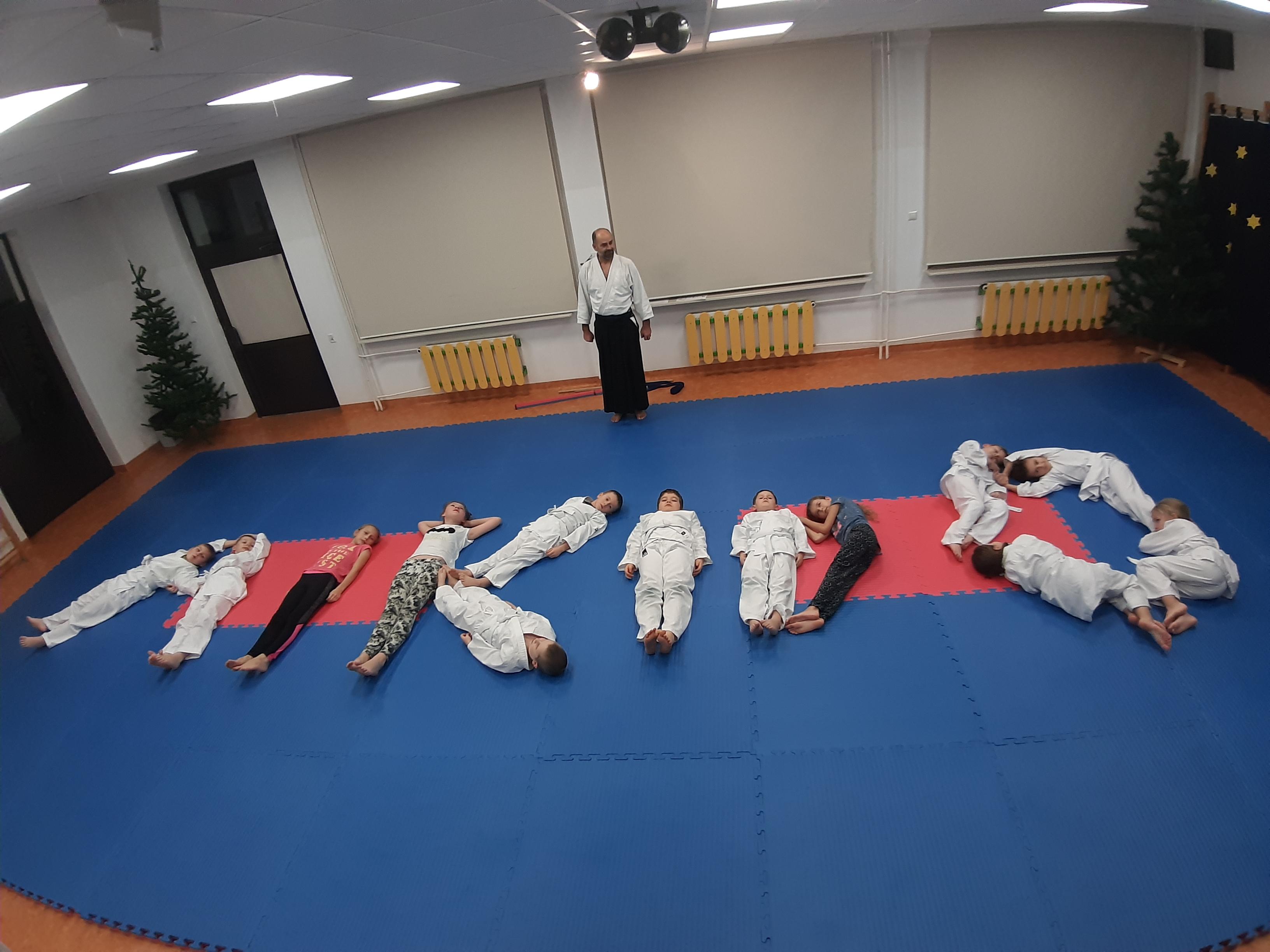 trening aikido dla dzieci Dojo Tumidajskiego Lublin