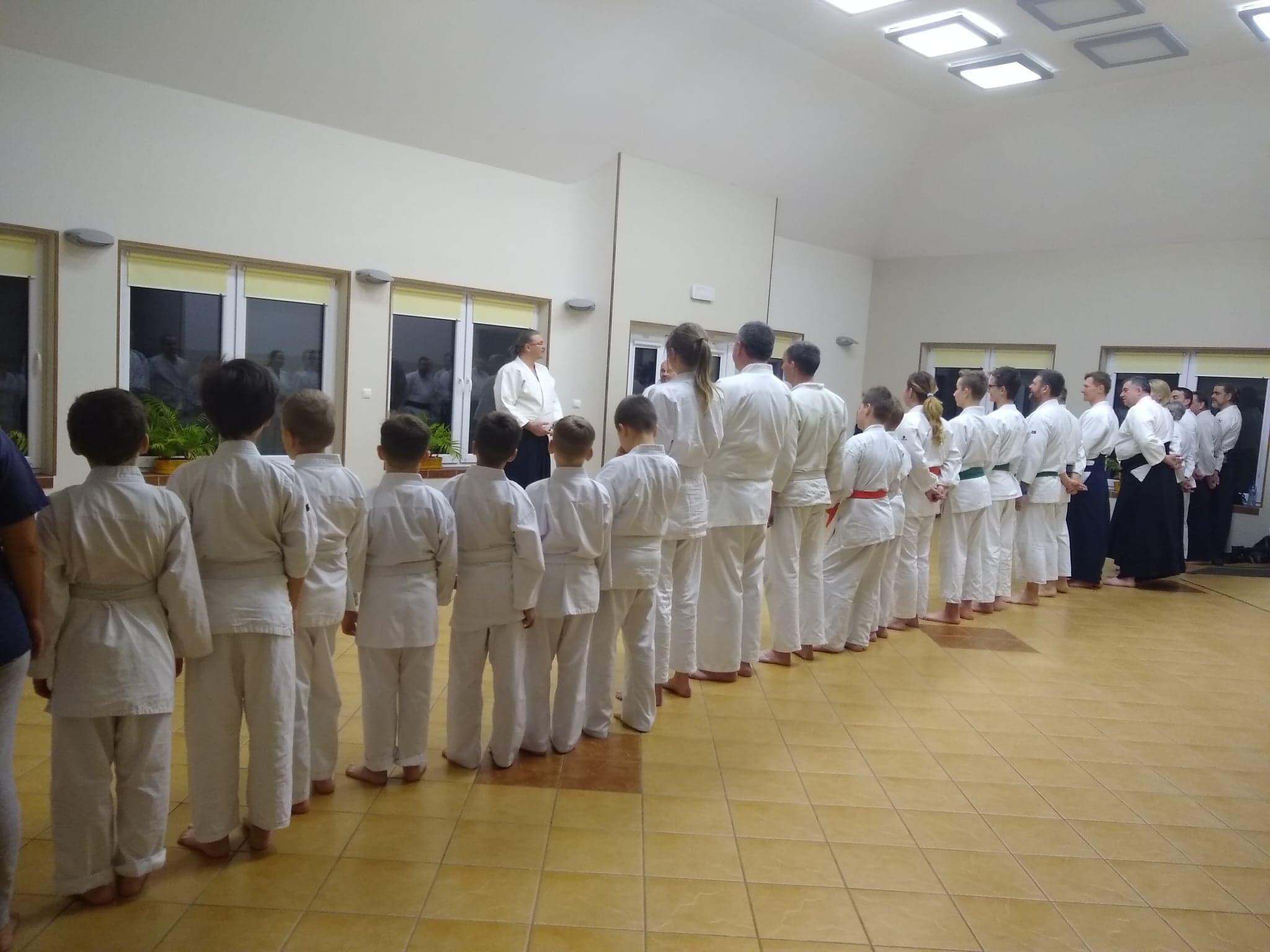 Dzieci z Akademii Super Aikido na Zimowej Etiudzie Aikido Janowic 2019 (5)