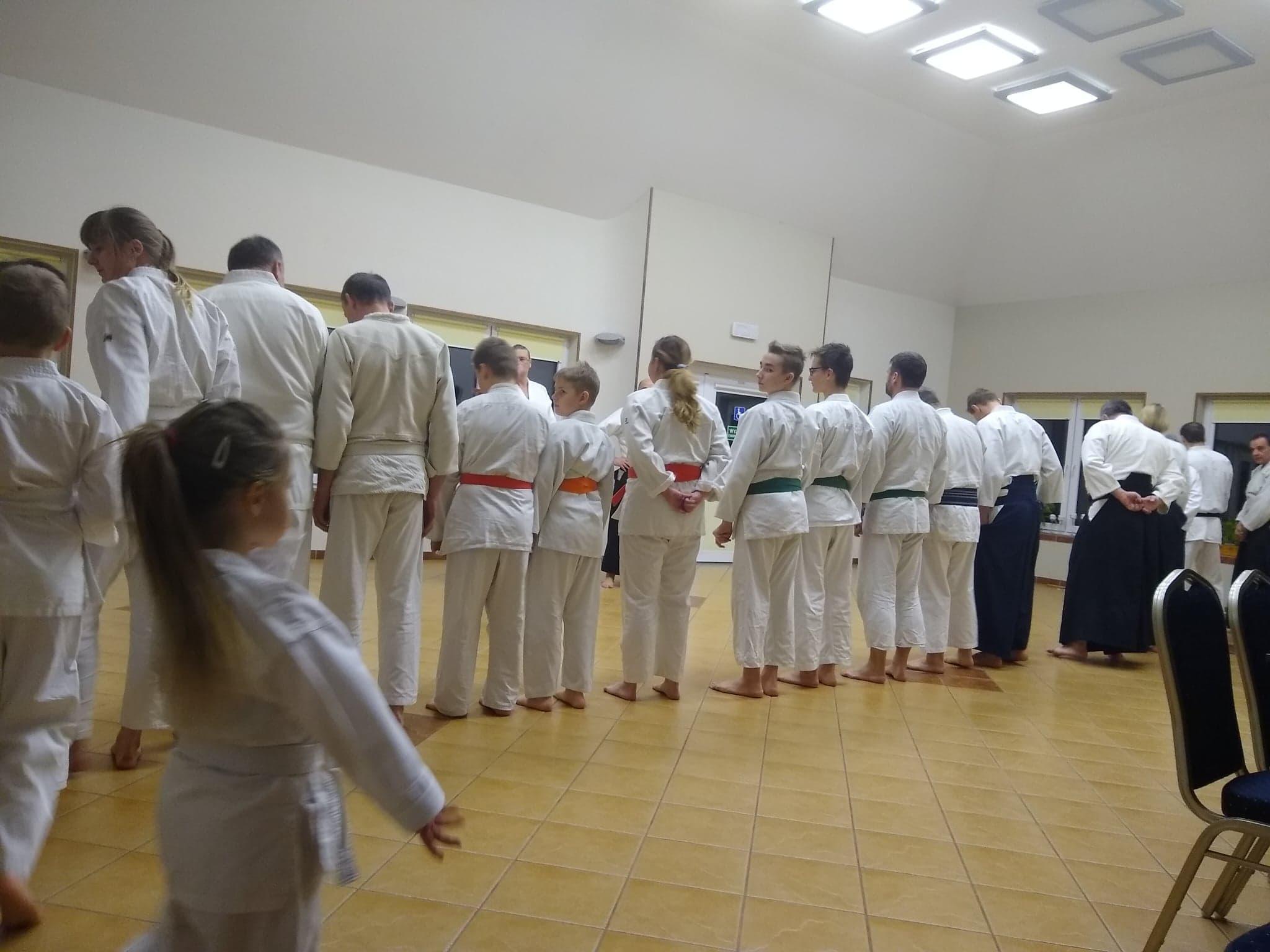Dzieci z Akademii Super Aikido na Zimowej Etiudzie Aikido Janowic 2019 (8)