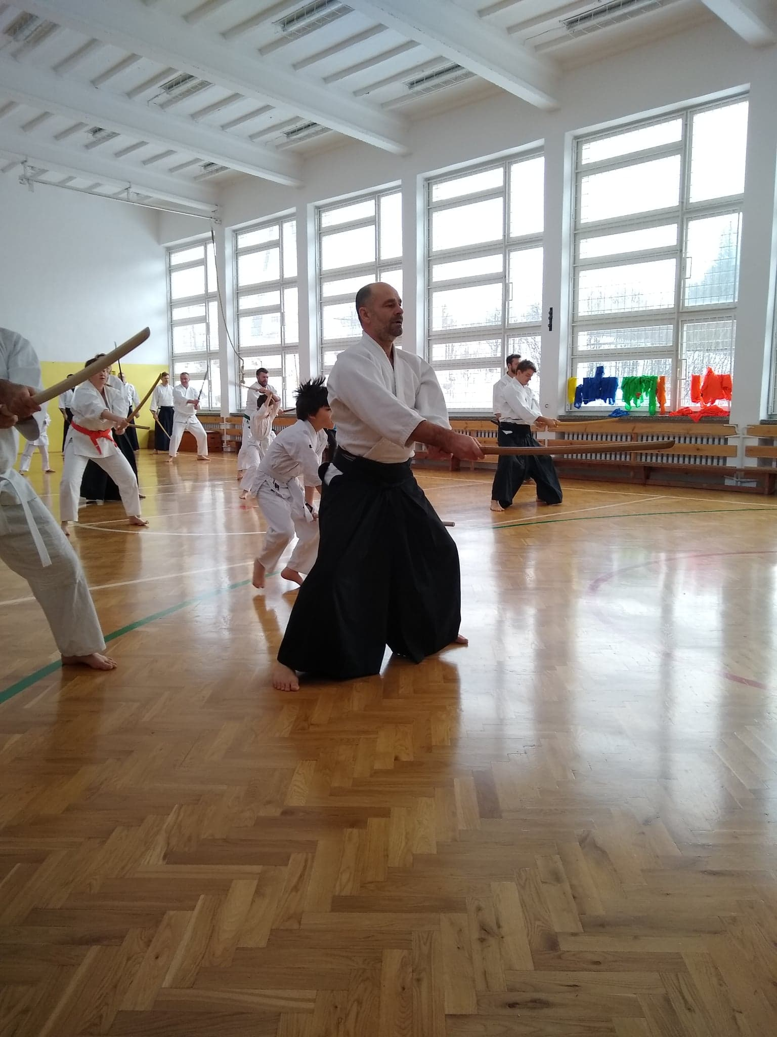 Super Aikido Zimowa Etiuda Aikido Janowiec 2019 (4)