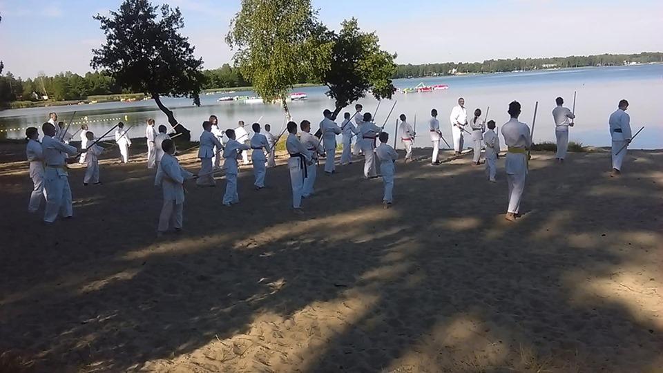 Obóz Super Aikido w Okunince nad Jeziorem Białym 2019 (12)
