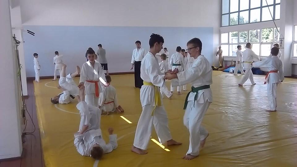 Obóz Super Aikido w Okunince nad Jeziorem Białym 2019 (16)
