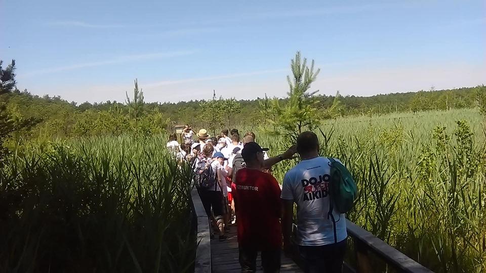 Obóz Super Aikido w Okunince nad Jeziorem Białym 2019 (22)