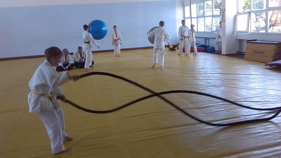 Obóz Super Aikido w Okunince nad Jeziorem Białym 2019 (27)