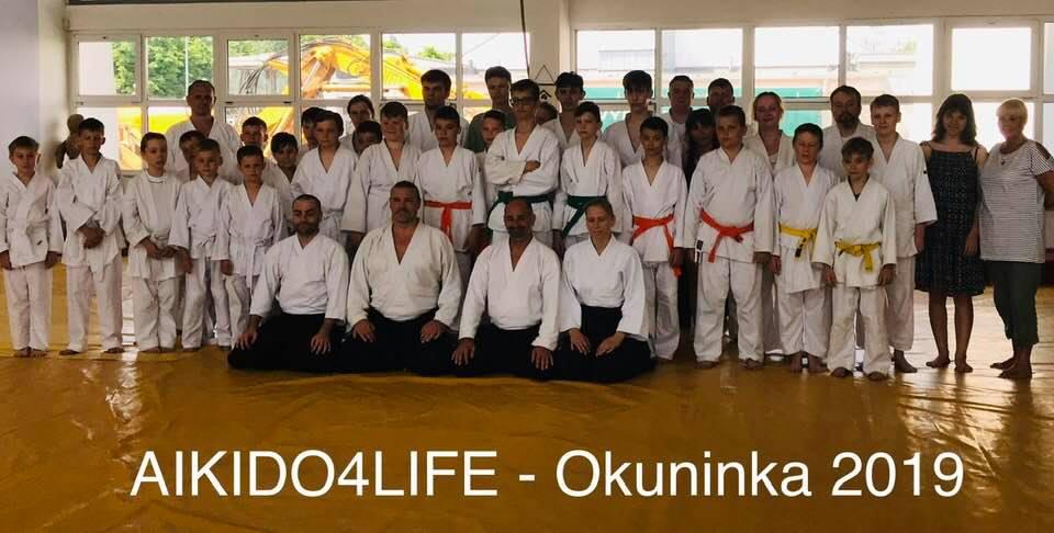 Obóz Super Aikido w Okunince nad Jeziorem Białym 2019 (29)