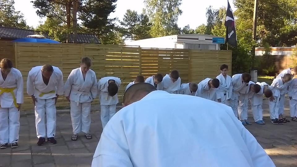 Obóz Super Aikido w Okunince nad Jeziorem Białym 2019 (32)