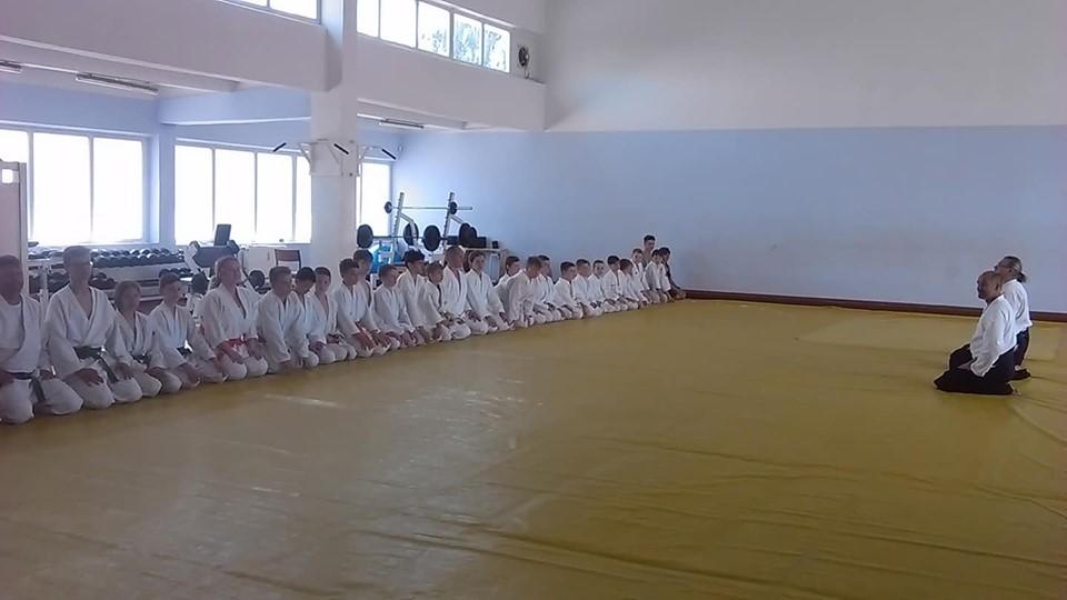 Obóz Super Aikido w Okunince nad Jeziorem Białym 2019 (33)