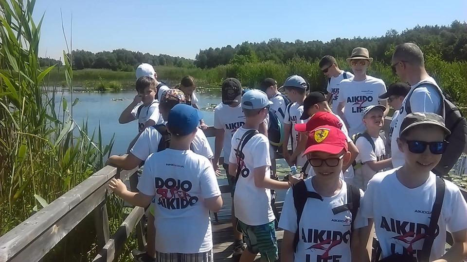 Obóz Super Aikido w Okunince nad Jeziorem Białym 2019 (7)