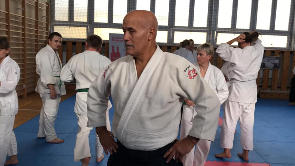 Staż Aikido Abdelghani Ghiatt 8 dan Lublin 2019 (21)