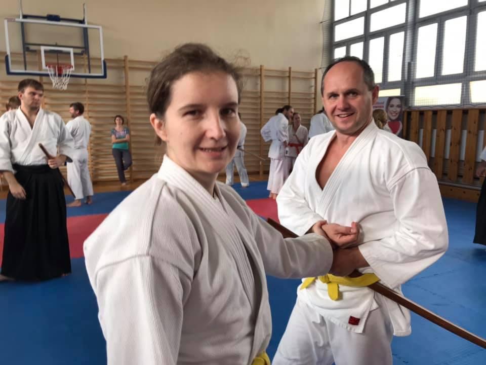 Staż Aikido Abdelghani Ghiatt 8 dan Lublin 2019 (46)