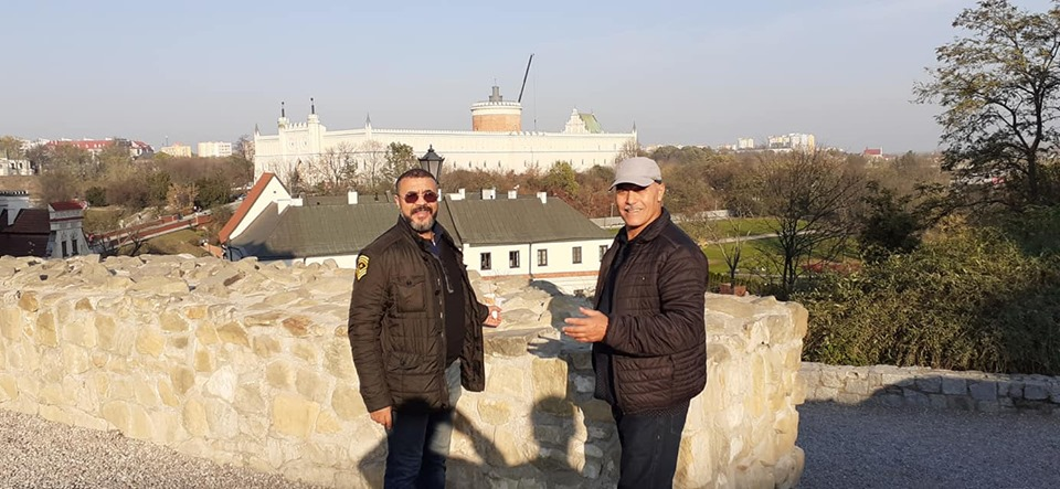 Staż Aikido Abdelghani Ghiatt 8 dan Lublin 2019 (7)